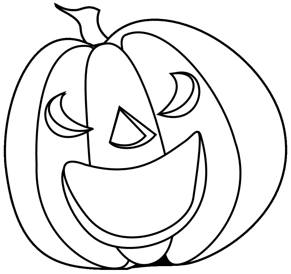 Cute pumpkin clipart border free jpg stock Free Pumpkin Line Drawing, Download Free Clip Art, Free Clip Art on ... jpg stock
