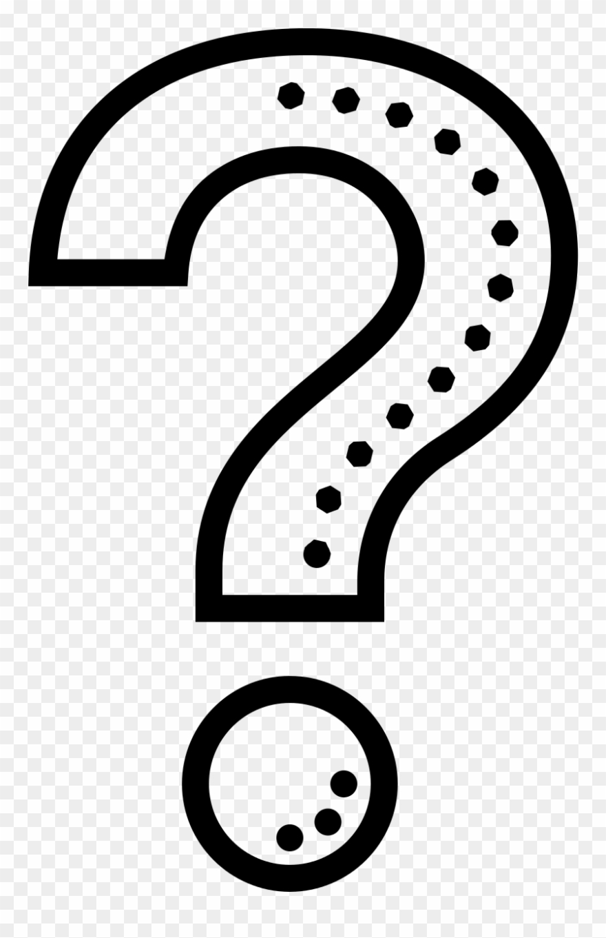 Cute question mark clipart clip library Cute Question Mark Png Download - Icon Question Png White ... clip library