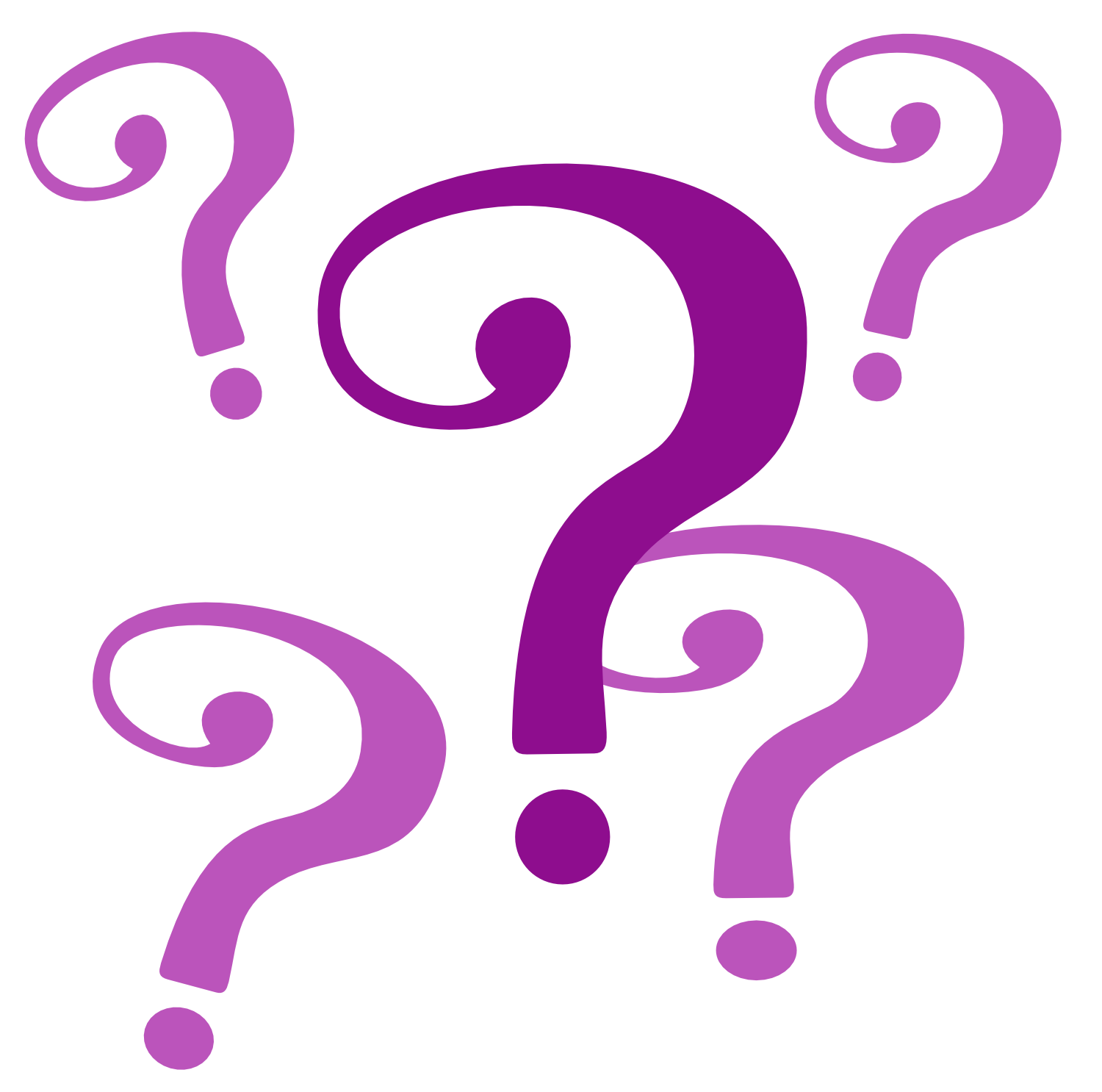 Cute question mark clipart clipart black and white library Animated question mark clipart 3 – Gclipart.com clipart black and white library