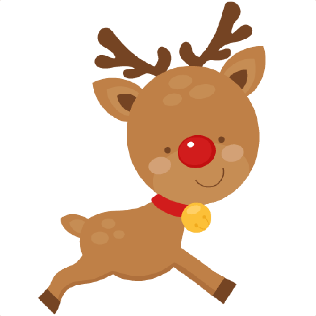 Cute reindeer clipart 5 » Clipart Portal graphic library