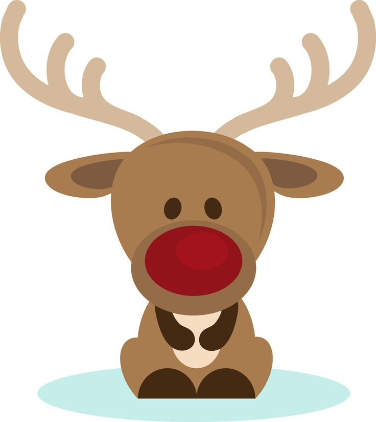 Cute reindeer clipart banner royalty free Free Reindeer Noses Cliparts, Download Free Clip Art, Free Clip Art ... banner royalty free