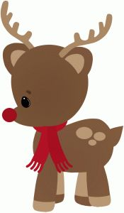 101 Best Rudolph images in 2015 | Christmas, Reindeer, Christmas clipart picture library library