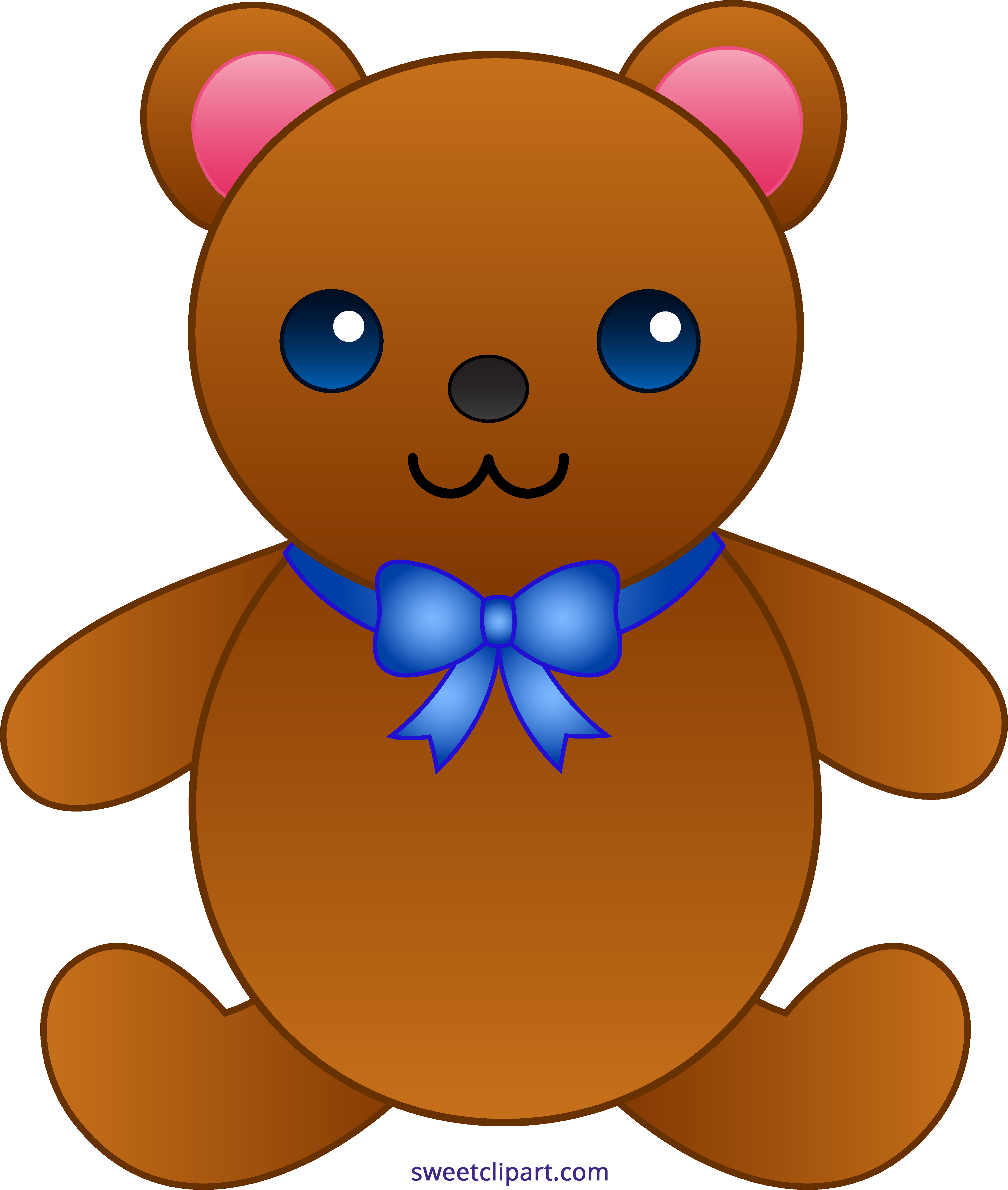 Cute school bear clipart png library All Clip Art Archives - Sweet Clip Art png library