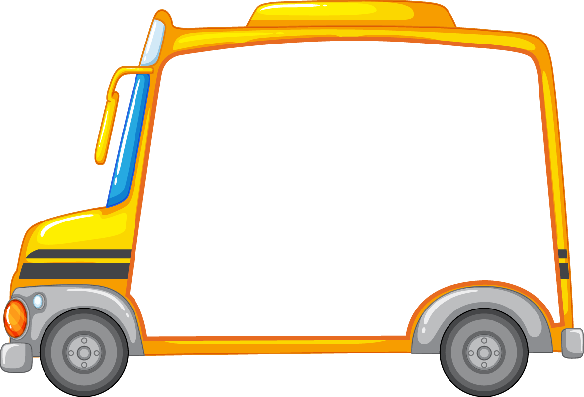 Cute school bus clipart png library stock School bus - Cute cartoon car 1181*803 transprent Png Free Download ... png library stock