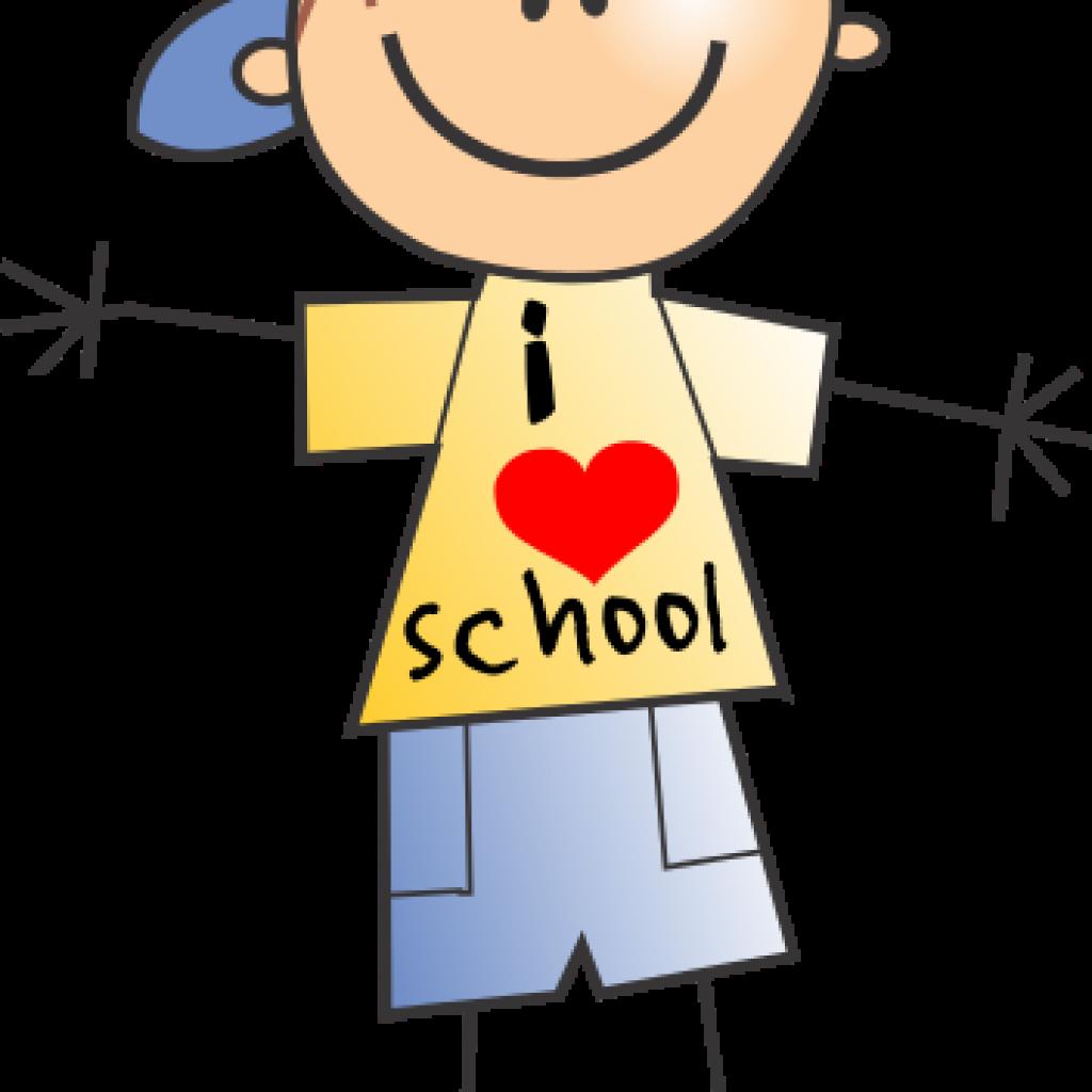Cute school clipart