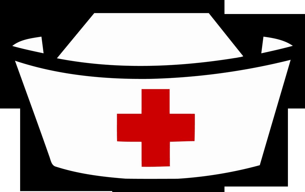 Nurse heart clipart png black and white nurse cap clipart - Google Search | TEMPLATES | Pinterest | Nurse ... png black and white