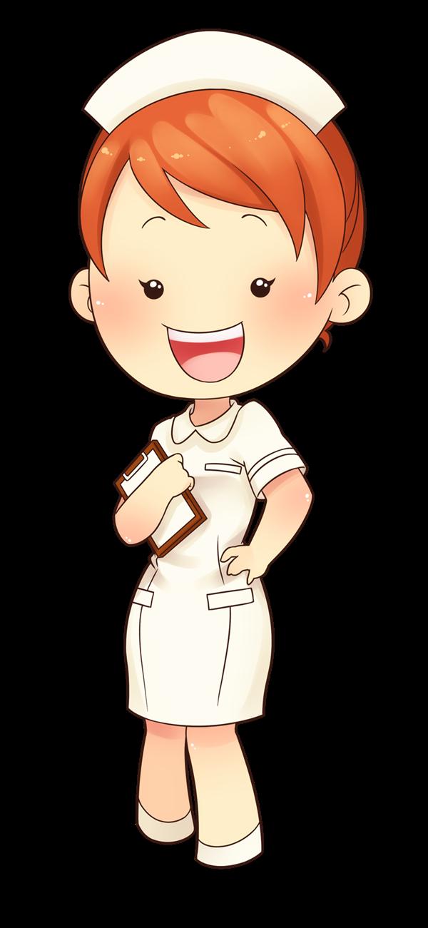 M dico hospital doentes. Cute school nurse clipart