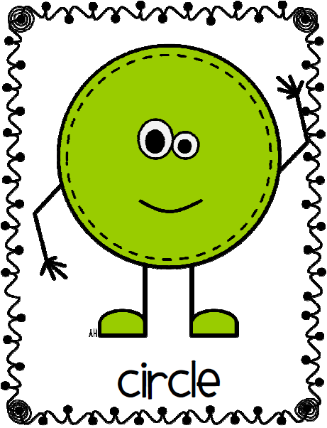 Cute shapes clipart clip art royalty free stock Cute Shape Cliparts - Cliparts Zone clip art royalty free stock