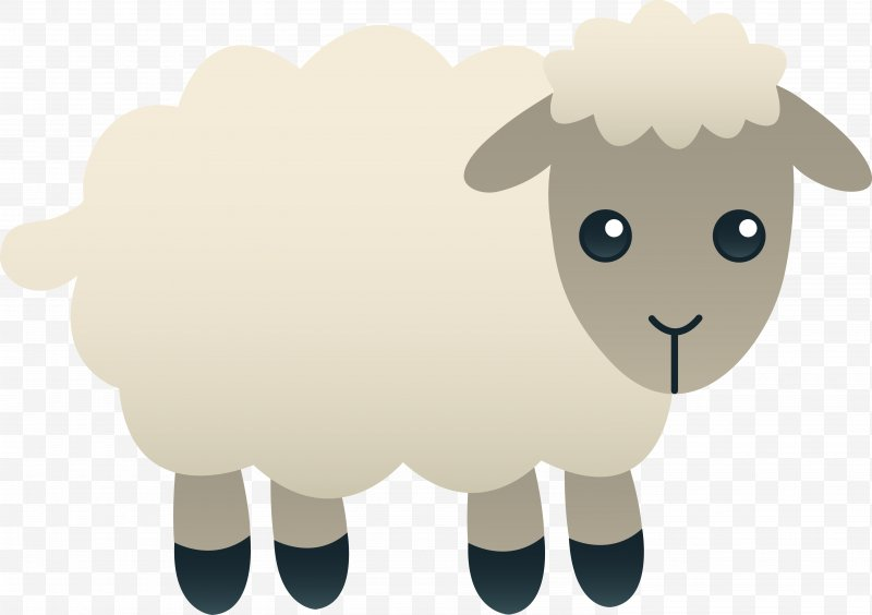 Cute sheep baby lambs flock free clipart vector clip art Sheep Lamb And Mutton Clip Art, PNG, 5817x4102px, Sheep ... clip art