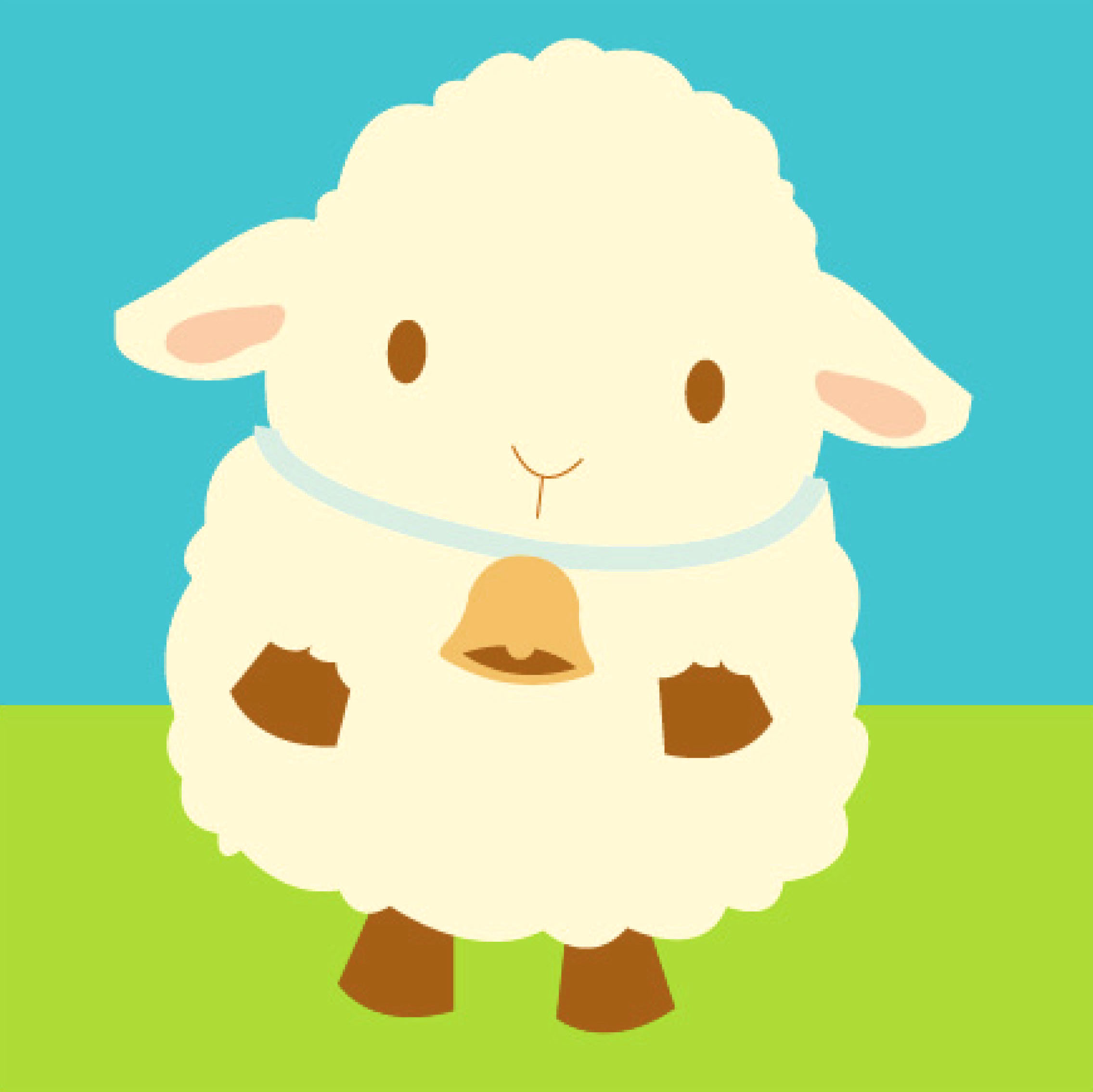 Cute sheep baby lambs flock free clipart vector image black and white Free Cute Sheep Pictures, Download Free Clip Art, Free Clip ... image black and white
