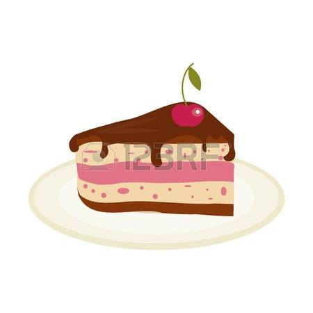 Cute slice of cake clipart svg library stock 5,175 Piece Of Cake Cliparts, Stock Vector And Royalty Free Piece ... svg library stock