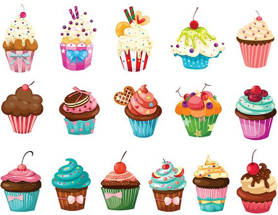 Cute slice of cake clipart picture royalty free download Cute Cake Clipart - Clipart Kid picture royalty free download