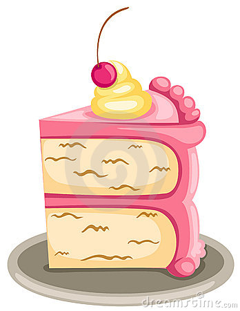 Cute slice of cake clipart png royalty free download Piece Of Cake Clipart - Clipart Kid png royalty free download