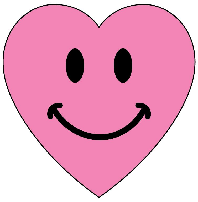 Cute smiley faces clipart svg Heart Smiley Face - ClipArt Best | Cute | Heart smiley, Smiley face ... svg