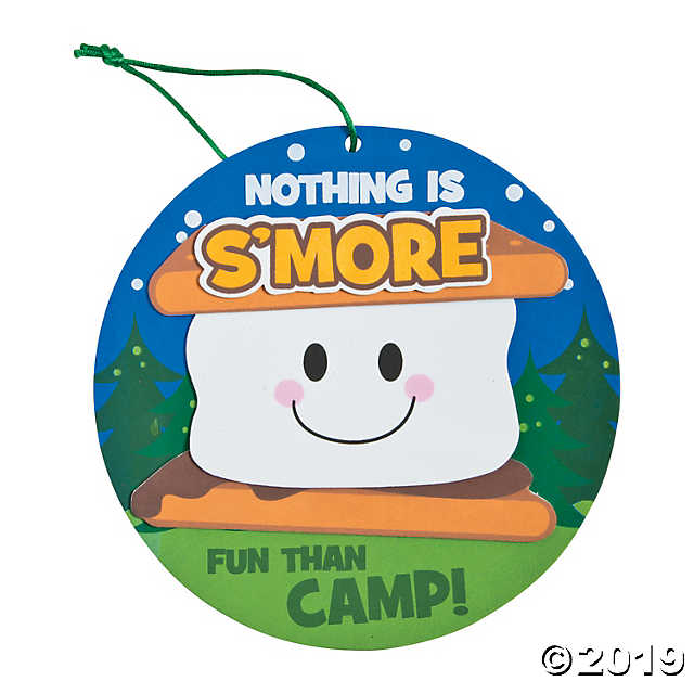 Cute smores clipart jpg free S'more Fun Camp Sign Craft Kit jpg free