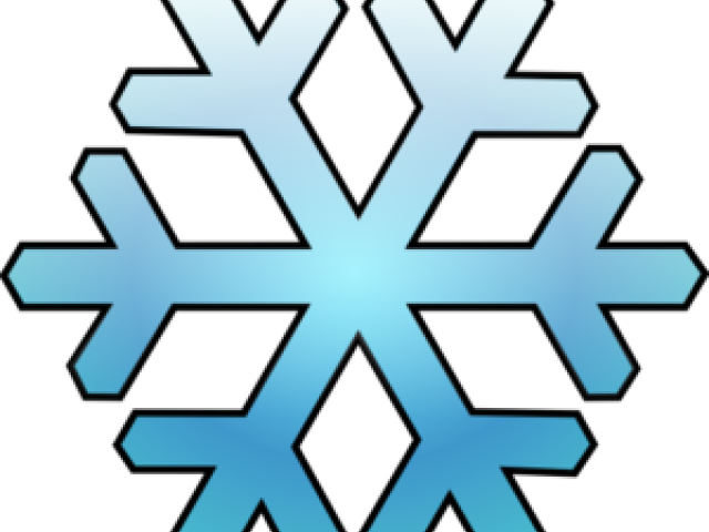 Cute snowflake clipart black and white stock Snowflakes Clipart - Free Clipart on Dumielauxepices.net black and white stock