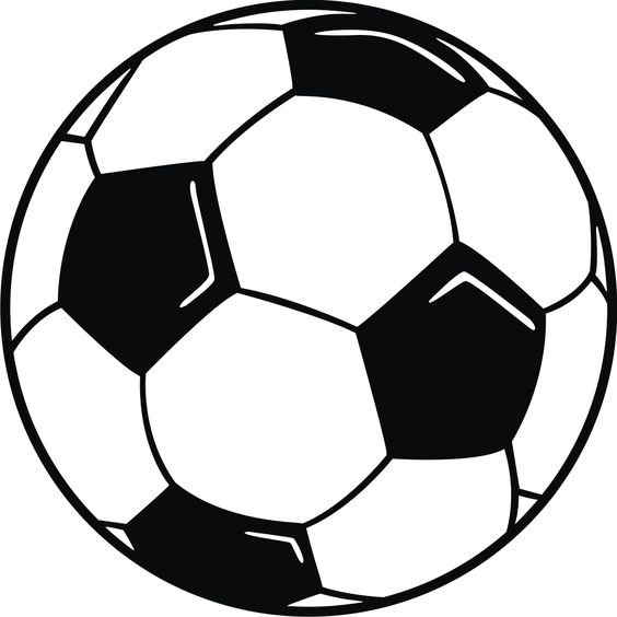 Cute soccer ball clipart clip freeuse download soccer ball clip art - Free Large Images | Button art | Pinterest ... clip freeuse download