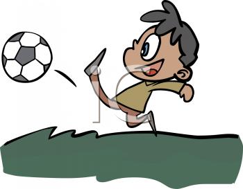 Cute soccer ball clipart svg transparent stock Soccer kid clipart cute - ClipartFest svg transparent stock