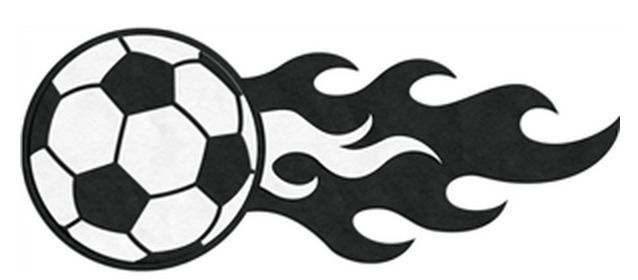 Cute soccer ball clipart. Clipartfest and sport