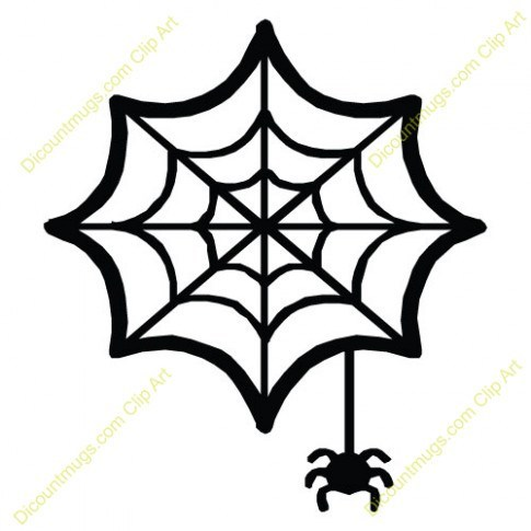 Cute spider web clipart picture free download Cute Spider Web Clipart | Clipart Panda – Free Clipart ... picture free download