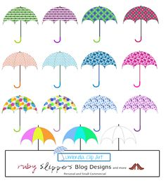 Cute spring showers clipart vector free library Digital Borders clip art Arrows Modern Borders by YenzArtHaut ... vector free library