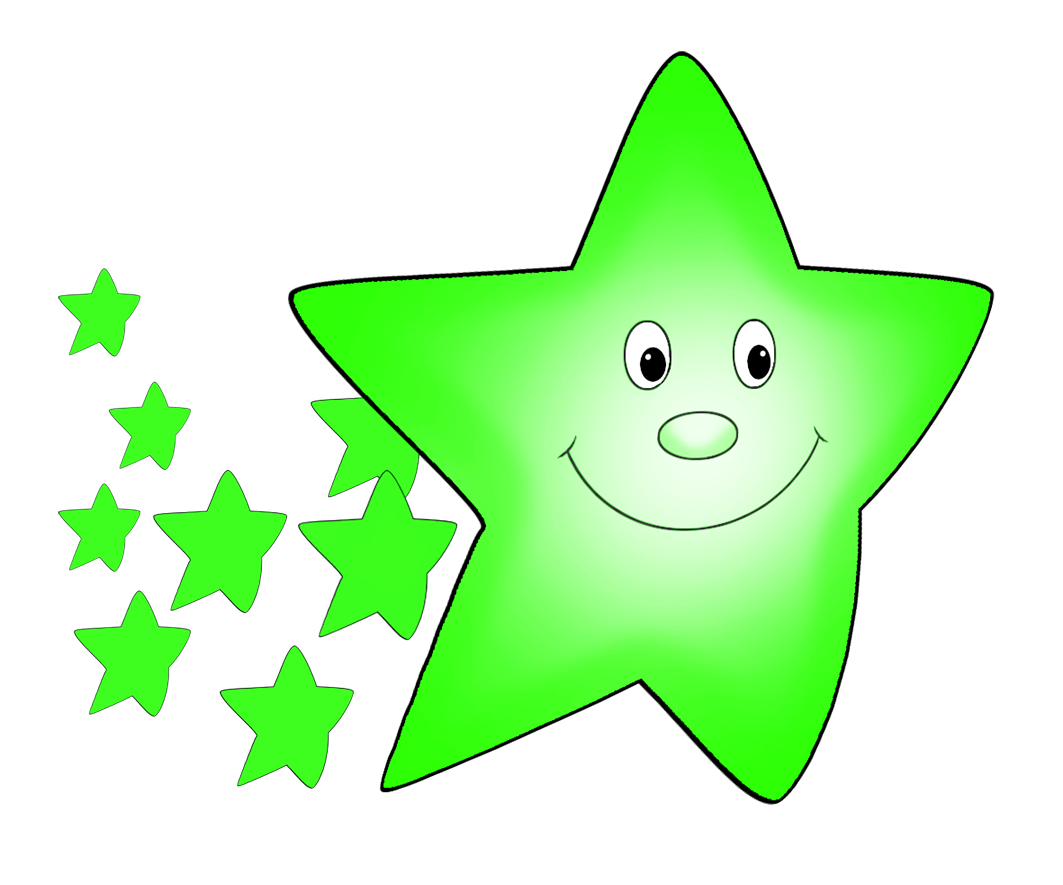 Flying star clipart graphic download Star Clipart graphic download
