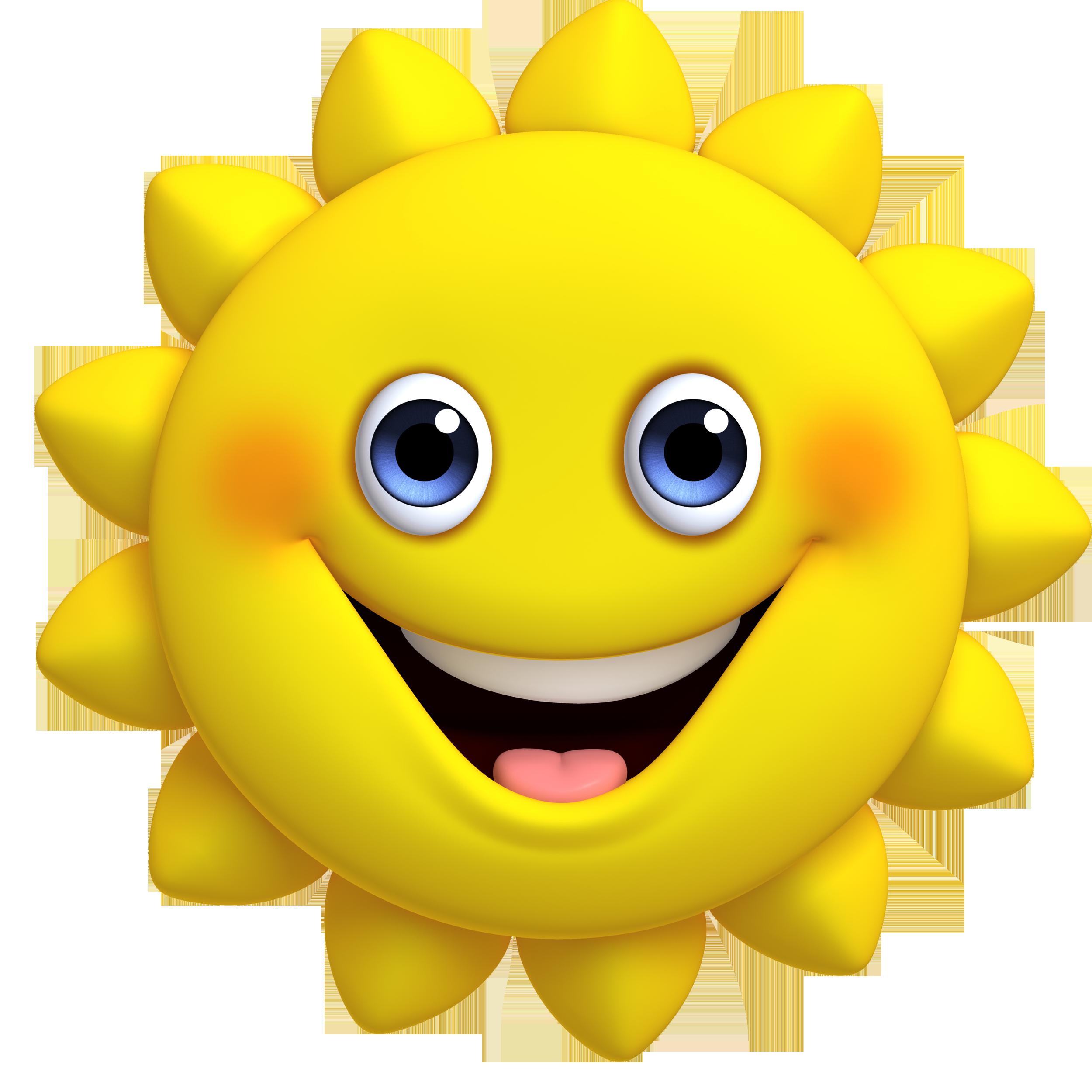 Cute sun cartoon clipart picture library download Cartoon cute sun 2500*2500 transprent Png Free Download - Emoticon ... picture library download