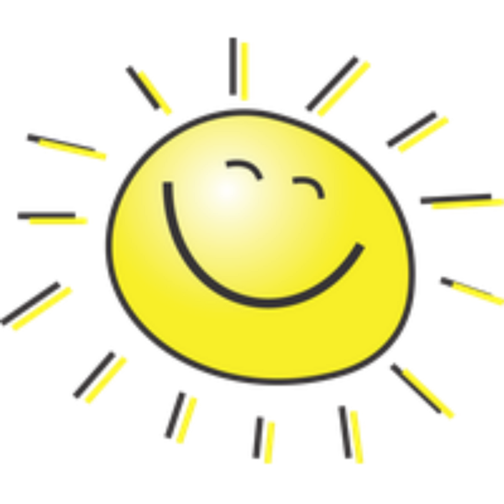 Cute sun smiling clipart clipart free stock ftestickers sun smile illustration cute... clipart free stock