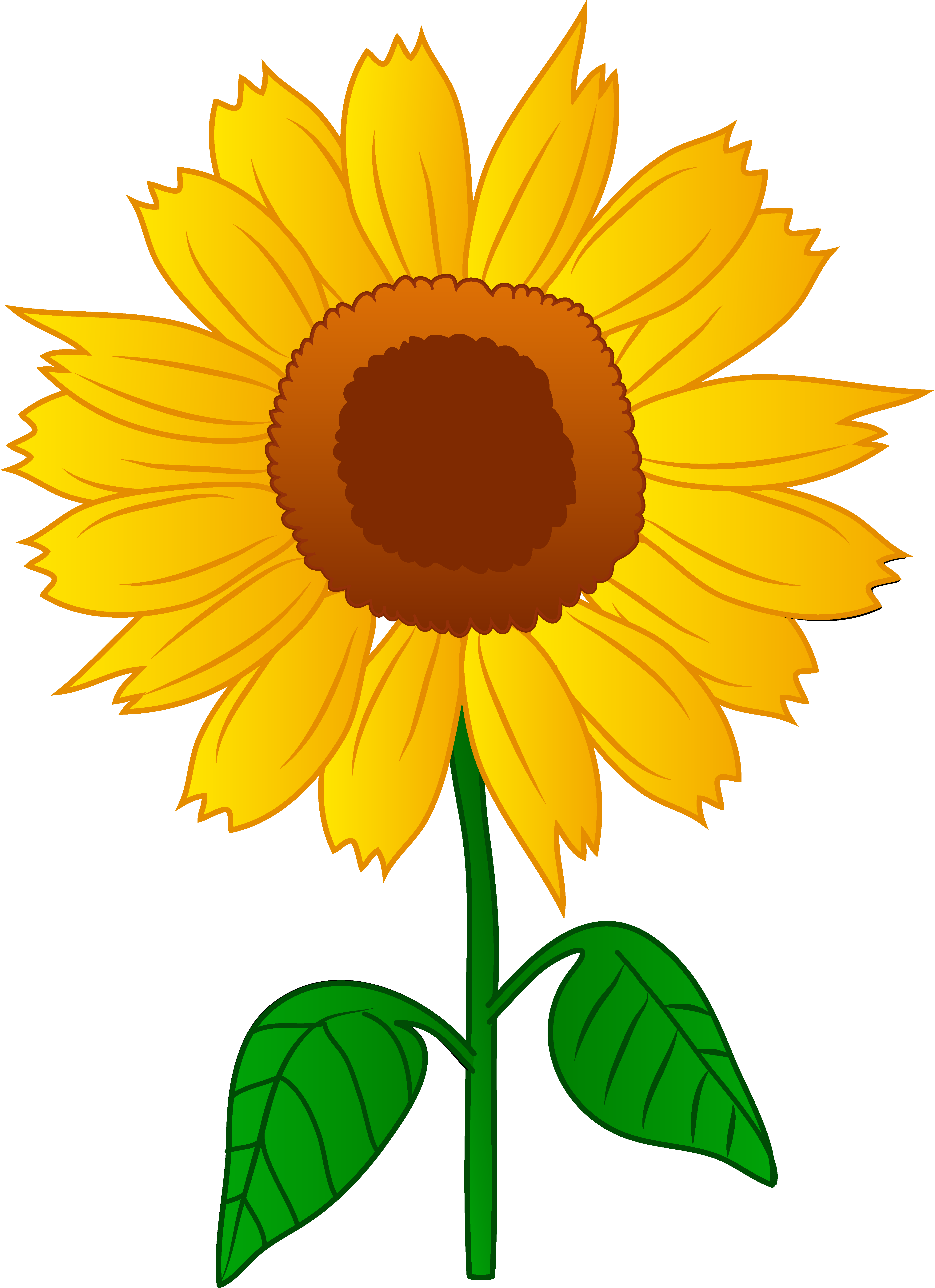 Sunflower sun clipart vector black and white stock Sun Border Clipart | Free download best Sun Border Clipart on ... vector black and white stock