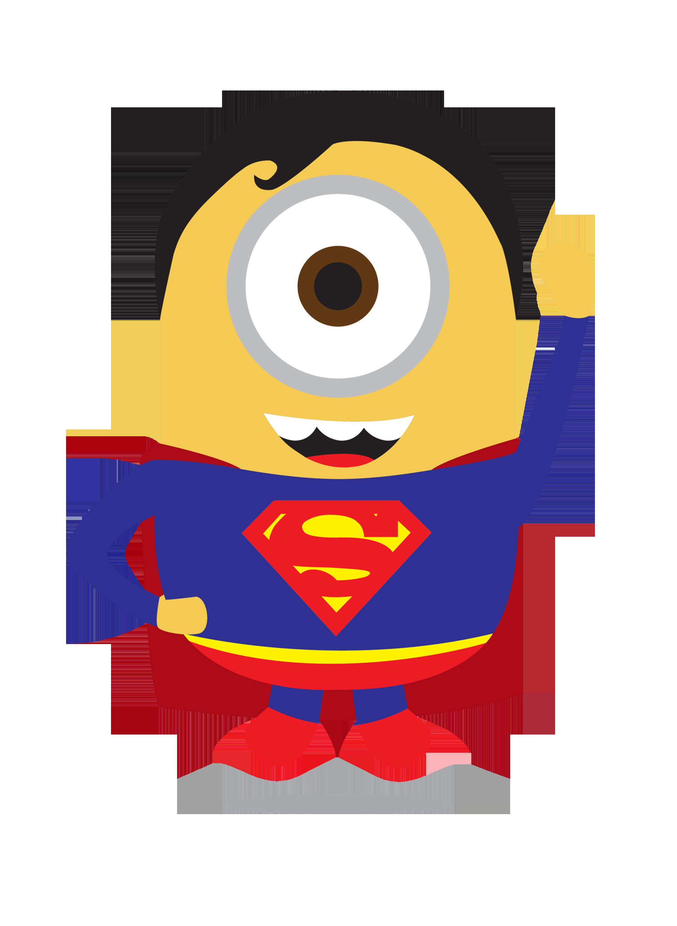 Cute superman characters clipart clipart black and white Instathreds clipart black and white
