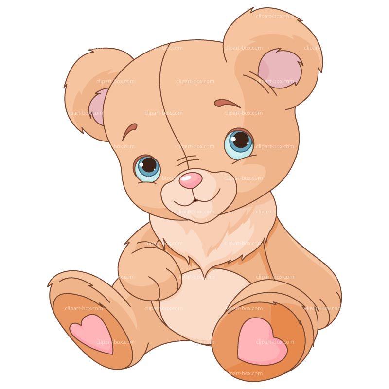 Free cute teddy bear clipart picture library Cute bear free teddy bear clip art - ClipartAndScrap picture library