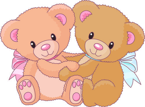 Free cute teddy bear clipart banner free Vintage bear clip art free file cute teddy bear vector | Clip Art ... banner free