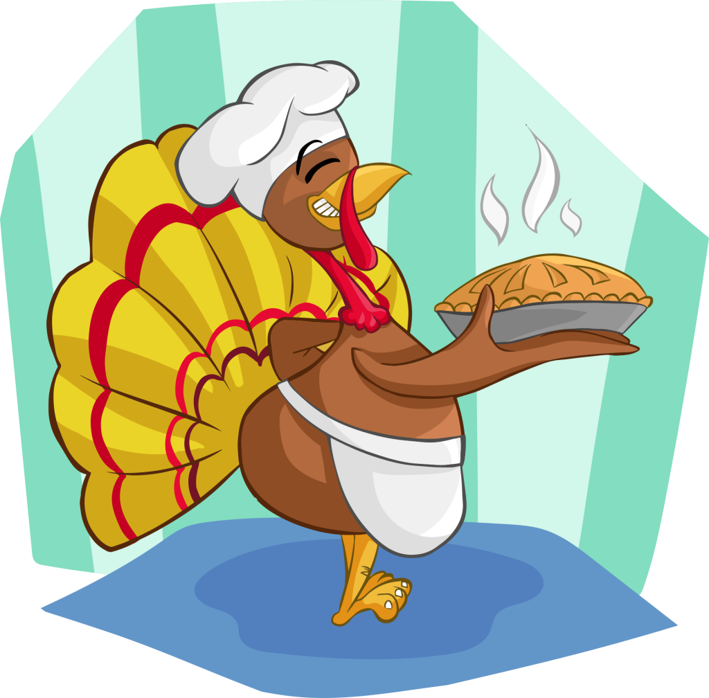 Cute thanksgiving food clipart friendsgivin clipart royalty free library Happy Thanksgiving | Friendsgiving – Socialbilitty clipart royalty free library