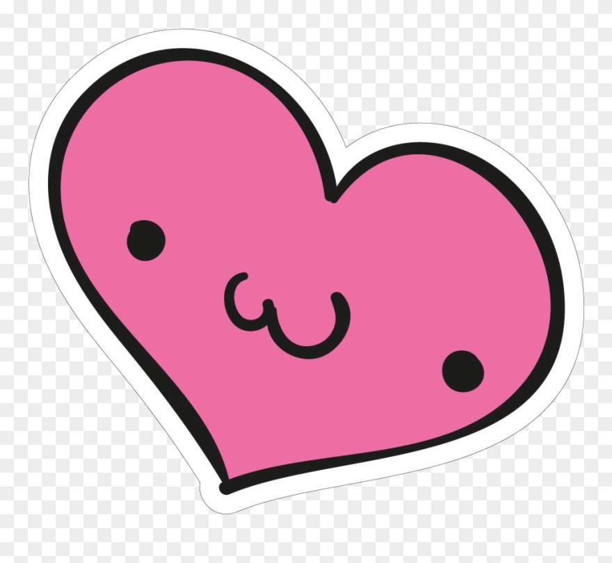 Cute things that are pink clipart