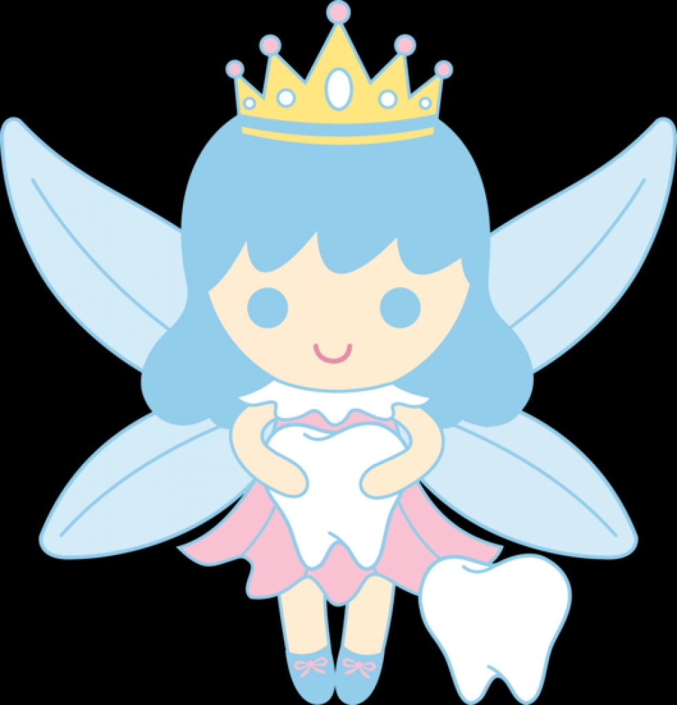 Cute tooth with hearts clipart stock cute tooth fairy collecting teeth free clip artFree to share PNG ... stock