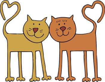 Cute valentine animal clipart png banner transparent library Free valentine animal clipart - ClipartFox banner transparent library