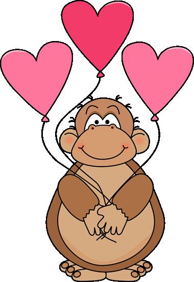 Cute valentine animal clipart png clip art library library Valentine's Day Clip Art - Valentine's Day Images clip art library library