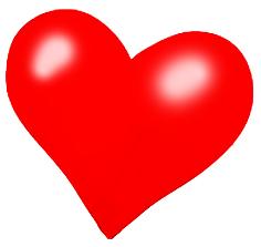 Hearts clipartfest . Cute valentine heart clipart