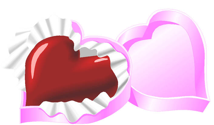 Cute valentine heart clipart picture transparent stock Valentine Heart Clipart, Free Valentine Graphics, etc. picture transparent stock