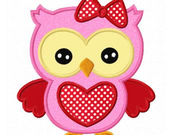 Happy valentines day clipartfox. Cute valentine owl clipart