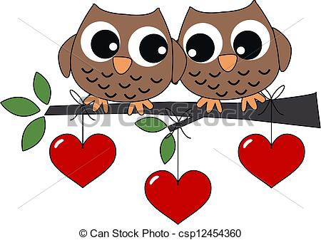 Cute valentine owl clipart png transparent library Valentines day clipart owl - ClipartFest png transparent library