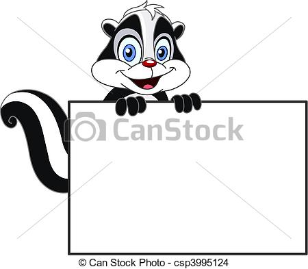 Cute valentine skunk clipart black and white clip transparent download Skunk Illustrations and Clip Art. 1,093 Skunk royalty free ... clip transparent download