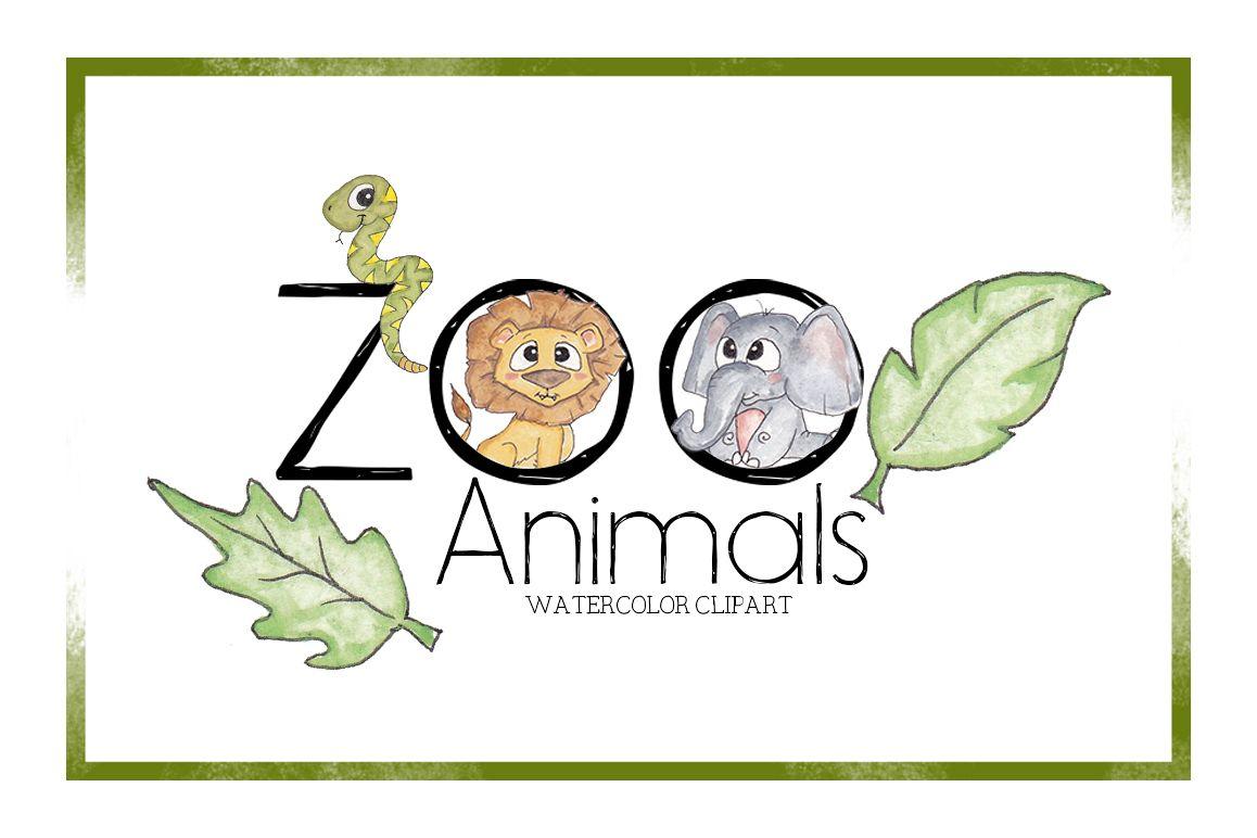 Cute zoo animals clipart clip art stock Zoo Clipart-Watercolor Clipart-Animal Clipart-Cute-Cartoon-Zoo  Animals-Watercolor Animal-Lion-Tiger-Elephant-Snake-Monkey-Zebra-Hippo clip art stock