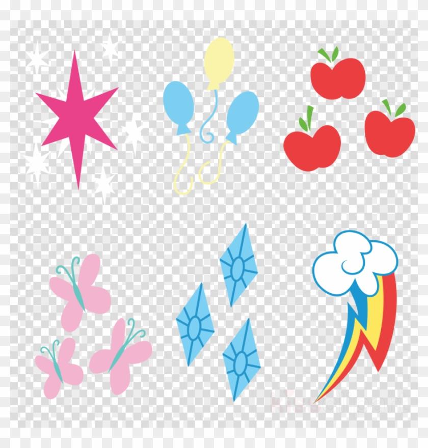 Cutie mark clipart svg library Rainbow Clipart Png - My Little Pony Cutie Mark Png ... svg library