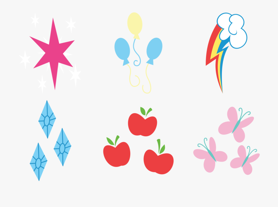 Cutie mark clipart graphic free library Sparkle Banner Download Huge Freebie For - Mlp Cutie Mark ... graphic free library