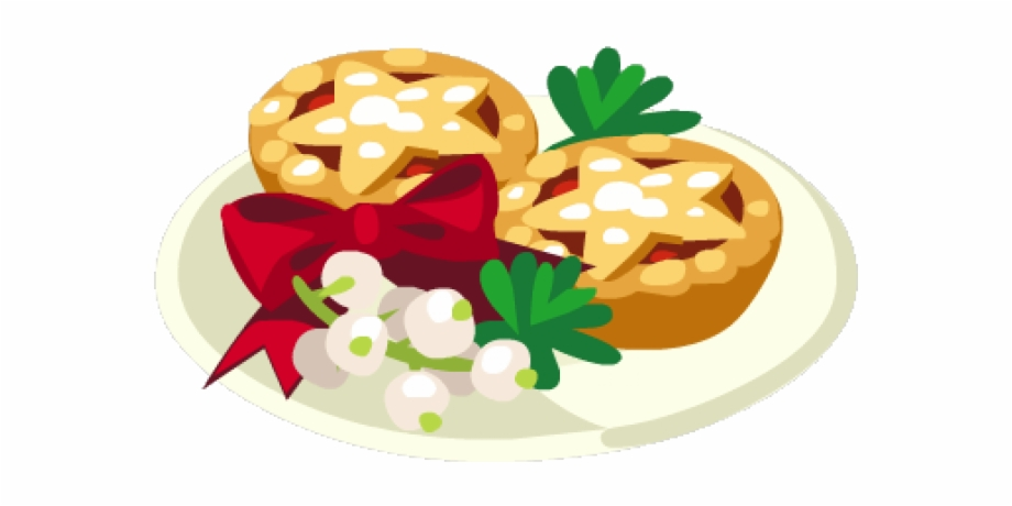 Mince pie clipart royalty free Pie Clipart Cutie Pie - Mince Pie, Transparent Png Download ... royalty free