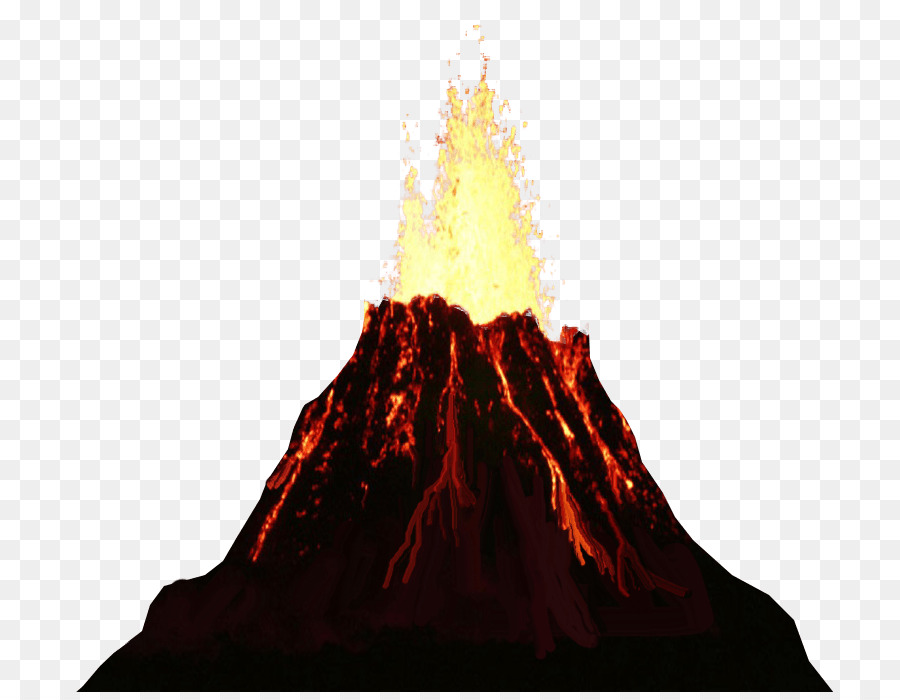 Cvocano clipart clip art black and white download Volcano Cartoon clipart - Volcano, transparent clip art clip art black and white download
