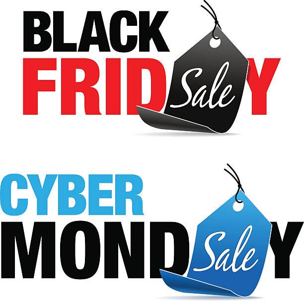 Cyber monday sale clipart graphic transparent stock Black Friday and Cyber Monday Sale » Clipart Station graphic transparent stock