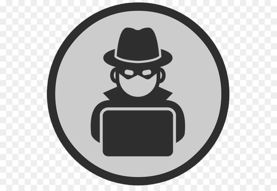 Cyberattacks clipart svg freeuse download Hacker Logo clipart - Vector, Computer, Black, transparent ... svg freeuse download