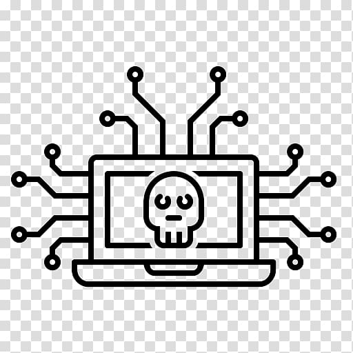 Cyberattacks clipart png Security hacker Cyberattack Computer Icons Computer security ... png